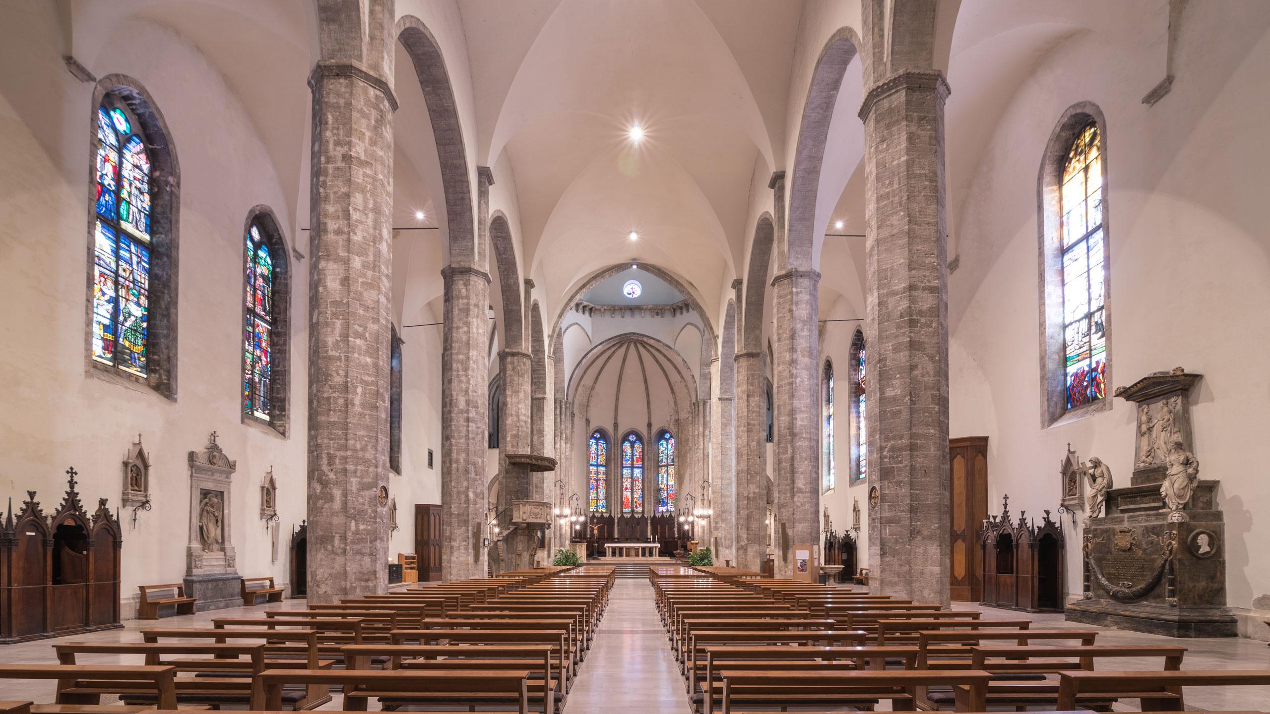 Chiesa di San Francesco - Ascoli Piceno