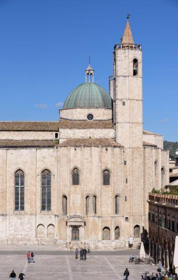 San Francesco con le 2 torri e la sua cupola