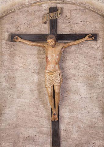 Il crocifisso miracoloso