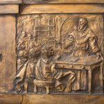 Il Beato Corrado insegnante di teologia a Parigi