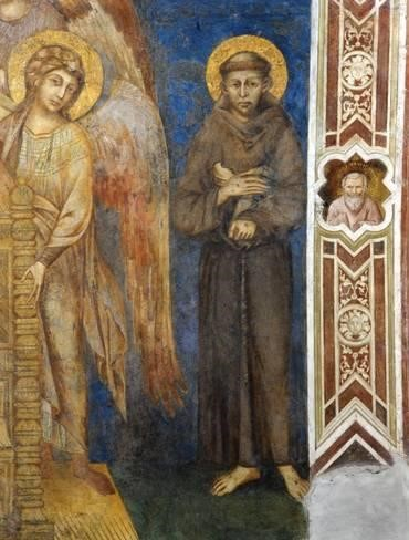 Ritratto di San Francesco di Cimabue